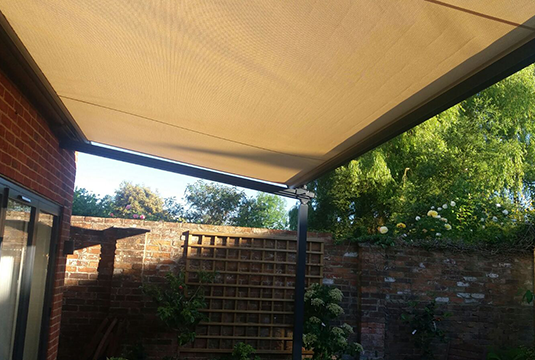 Brustor Patio Cover B127