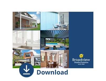Residential Shading brochure