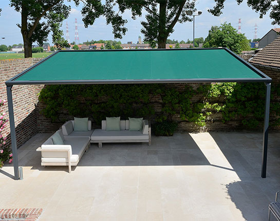 Brustor Patio Cover B128
