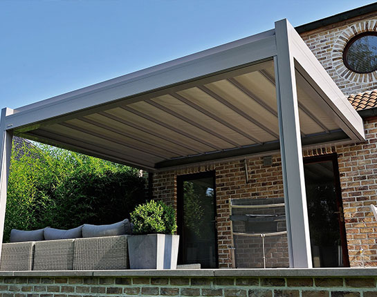 Brustor Lean-to Patio Cover B300