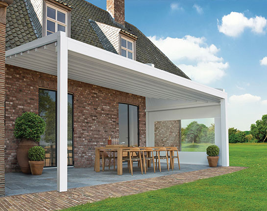 SunRain System Lean-to Patio Cover