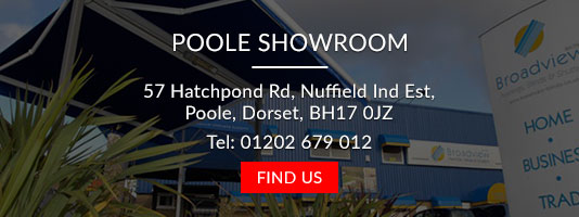 Poole Showroom Find Us