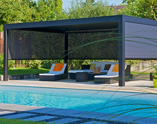 B-200 XL Louvered Roof Pergolas